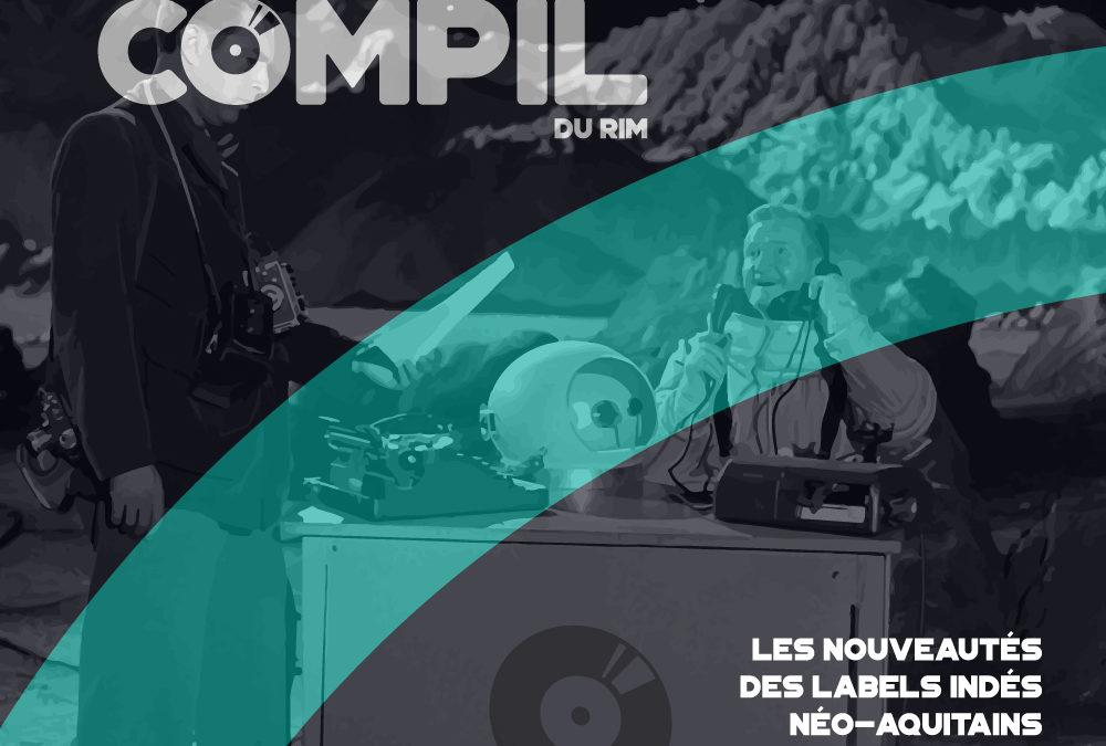 COMPIL' D'HIVER • musique produite en Nouvelle-Aquitaine
