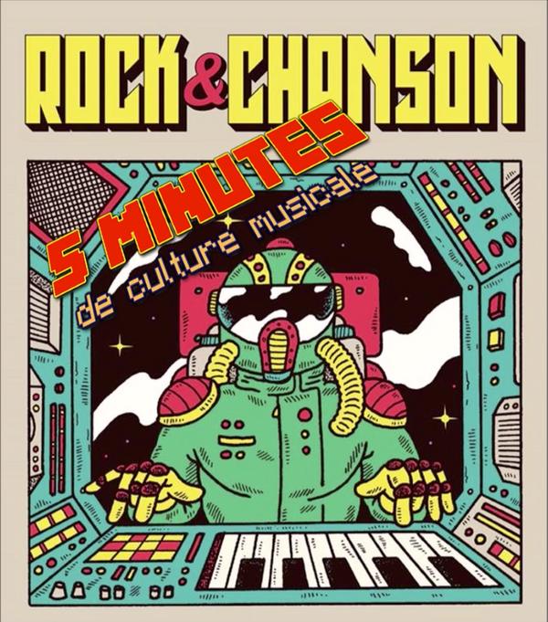 Rock & Chanson TV 5 minutes de culture musicale RIM réseau indépendants de la musique