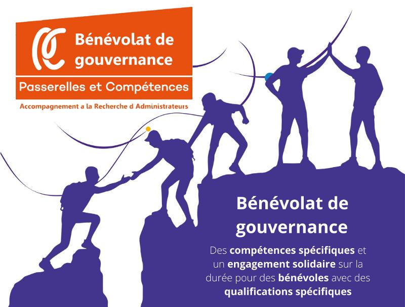 Passerelles et Compétences lance son programme Bénévolat de gouvernance
