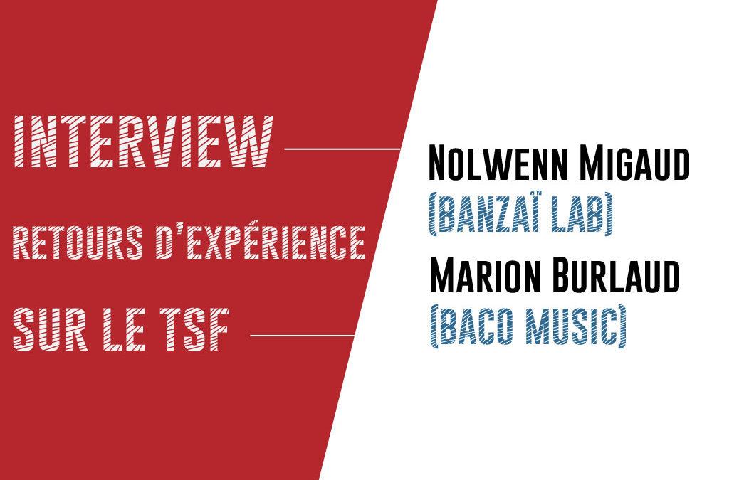 [TSF] Interview croisée : BANZAÏ LAB et BACO MUSIC racontent leur Transfert de savoir-faire