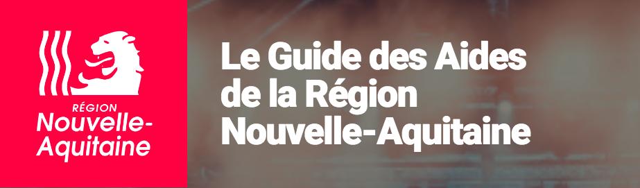 [Aides Nouvelle-Aquitaine] Manifestations culturelles 2022