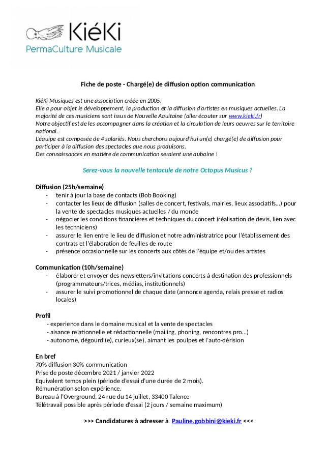 kiéki-musiques-offre-emploi-rim-réseau-indépendants-musique-nouvelle-aquitaine